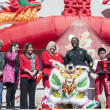 Stock Photo: Orlando FloridUS- Chinese New Year February 9, 2014