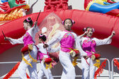 Orlando Florida USA - Chinese New Year February 9, 2014 — Foto Stock