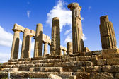 Vadisi tapınak, agrigento, sicilya, i̇talya. — Stok fotoğraf