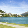 Stock Photo: St. Moritz, Switzerland