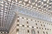 Interior of Amber Fort Palace, Jaipur, India. — Stock Photo