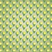 Lemon Pattern , vector illustration — Stock Vector