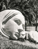 The Muse of discovery by Meg White in Orlando , Florida — Stock Photo