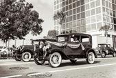 Vintage auto in orlando, florida — Stockfoto