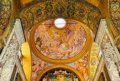 Iglesia de la martorana, palermo, sicilia — Foto de Stock