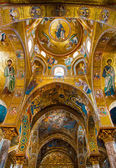 Church of Martorana, Palermo, Sicily — Stockfoto