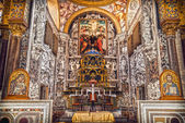 Church of Martorana, Palermo, Sicily — 图库照片