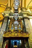 Organ in the Church of San Domenico, Palermo, Sicily — Stockfoto