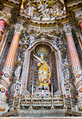 Church of San Domenico, Palermo Italy — Stockfoto