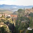 Beautiful view of Ronda — Stock Photo
