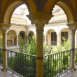Pinelo house in Seville — Stock Photo