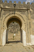 Gate in the Kasbah — Stock Photo