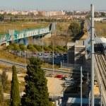 Seville metro — Stock Photo #16215829
