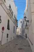 Andalusian white street — Stock Photo