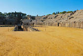 Roman amphitheatre — Stock Photo