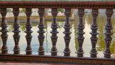 手すりスペイン広場 — ストック写真