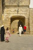 Gate to Medina of Asilah — Stock Photo