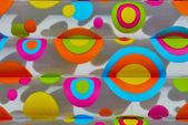 Renkli hava yatağı — Stok fotoğraf