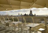 Bar at Metropol Parasol — Stock Photo