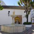 Hermitage of Santiago, Marbella  Spain - Foto de Stock