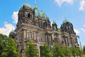 Berlin cathedral — Foto de Stock