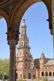 Toren van spanje plein — Stockfoto