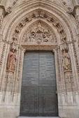 A porta da natividade — Fotografia Stock