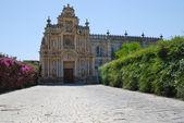 Chaterhouse of Jerez, — Stock Photo