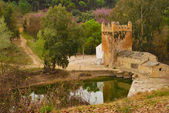 Old Mill In Alcala, Seville, Spain — Stock Photo