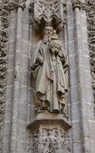 Aziz heykeli — Stok fotoğraf