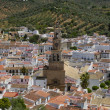 Stock Photo: Constantina, Andalusivillage