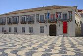 Cascais town hall — Stok fotoğraf