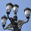 Iron streetlight — Stock Photo #32023657