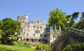 Quinta da Regaleira — Stock Photo