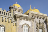 Detail of The Pena National Palace — Stock Photo