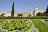 El monasterio de los jerónimos — Foto de Stock