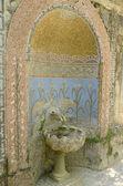 Old stone mosaic — Stock Photo