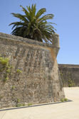 Old Walls of Cascais, Portugal — Stock Photo