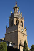 Tornet kyrka — Stockfoto
