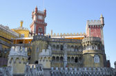 Romantic Palace in Sintra — Stock Photo