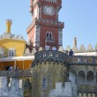 Colorful Palace in Sintra — Stock Photo