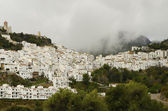 Casares in a cloudy day — Stockfoto