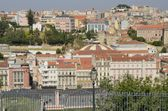 Viewpoint of Lisbon — Stock Photo