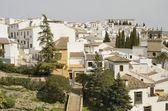 Cityscape of Ronda — Stock Photo