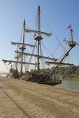 Andalusian Galleon — Stock Photo