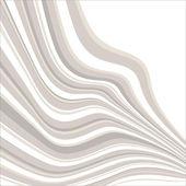Fondo abstracto de la onda — Vector de stock