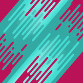 Abstract colorful curve background design. — 图库矢量图片