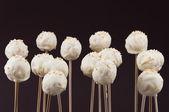 Sprinkled cake pops — Foto Stock