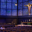 Modern futuristic church — Stock Photo #32532223