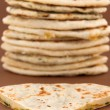 Stock Photo: Indibread - naan
